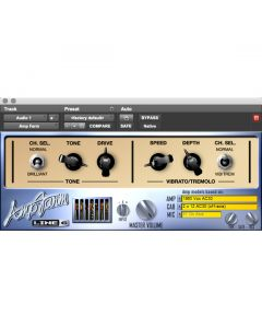 Amp Farm 4.0 64-Bit Native Plug-in For Any DAW