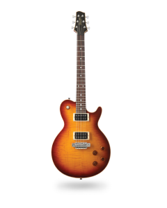JTV-59 US Tobacco Sunburst Guitar