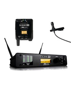 Factory Refurbished XD-V75L Digital Wireless Lavalier Microphone System