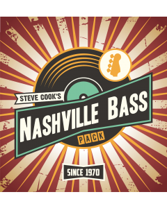 Nashville Bass Pack for HX STOMP by Steve Cook
